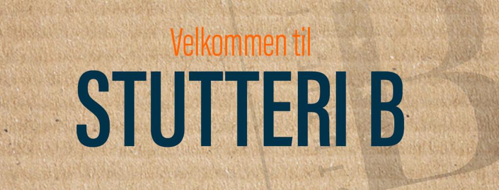 Velkommen til Stutteri B